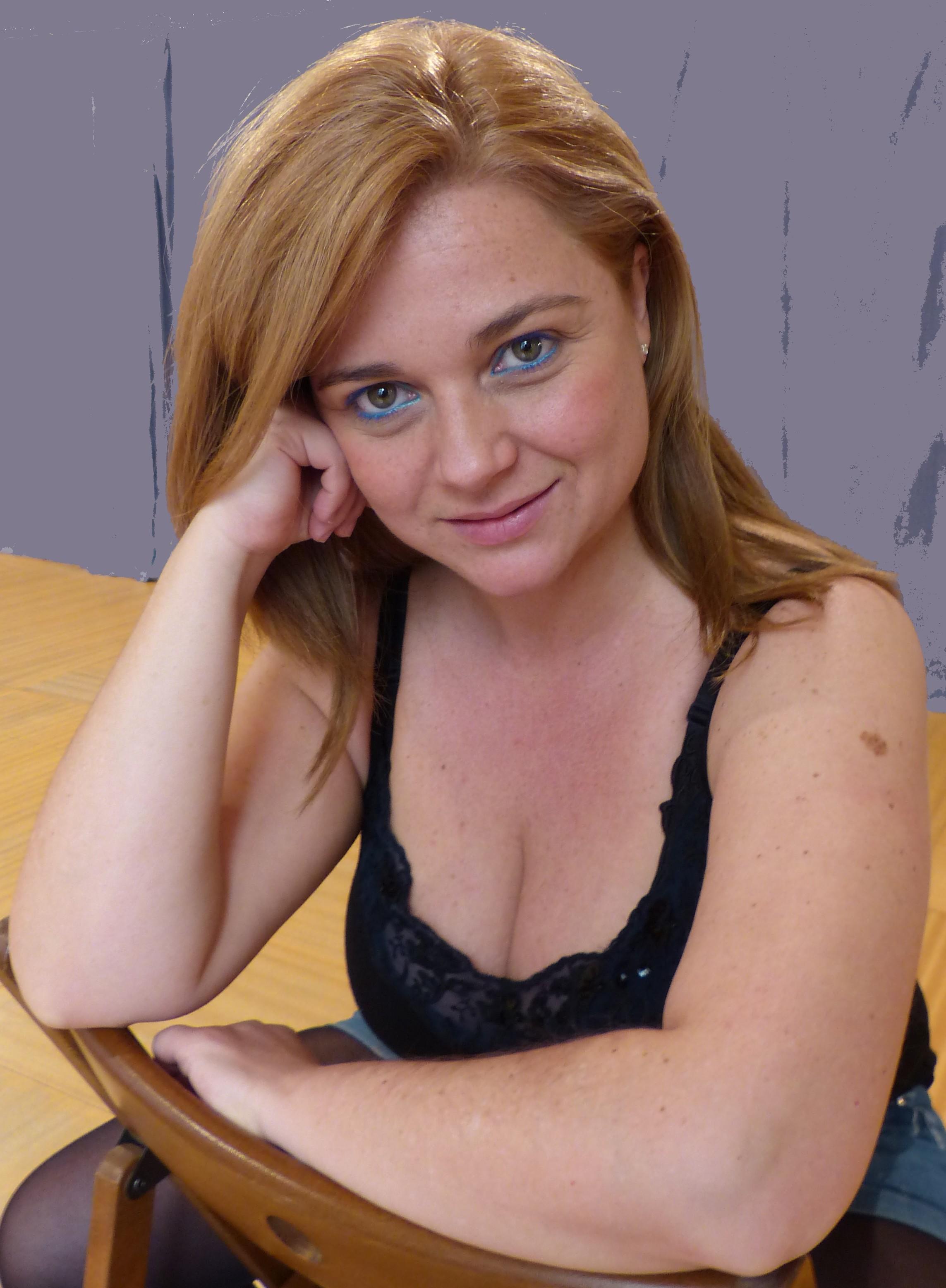"""Sònia Guimerà, alumna del Màster """"El Actor Cinematográfico """" en el Timbal y actriz.  2013"""