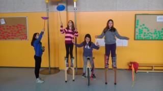 teatre, circ i cinema per a joves