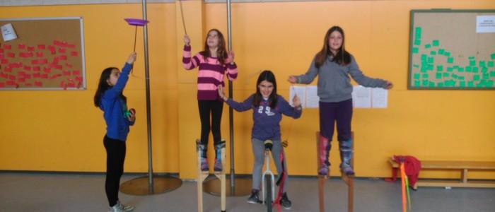 teatre i circ per als joves