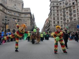 Carnestoltes de Barcelona  2014 El Timbal