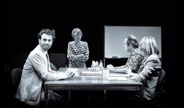 George Kaplan, un anàlisi teatral