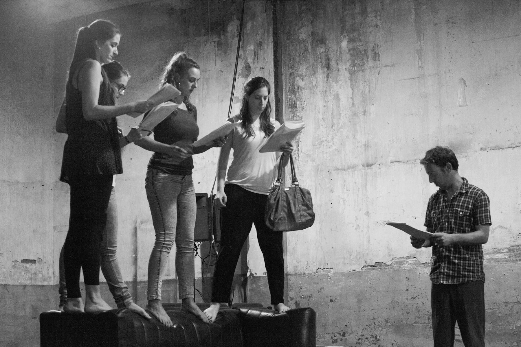 Taller d'escriptura creativa sobre el fet social a el timbal