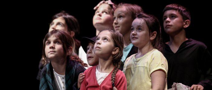 L'expressió dramàtica desenvolupa les capacitats de comunicació dels nens i nenes